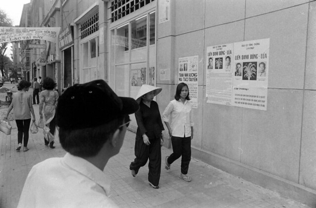 Saigon Elections 1967 (Pre Election Campaign)