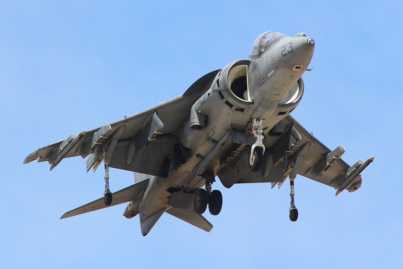 IMG_7198 AV-8B Harrier II