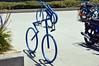 Bike Rack in Motion