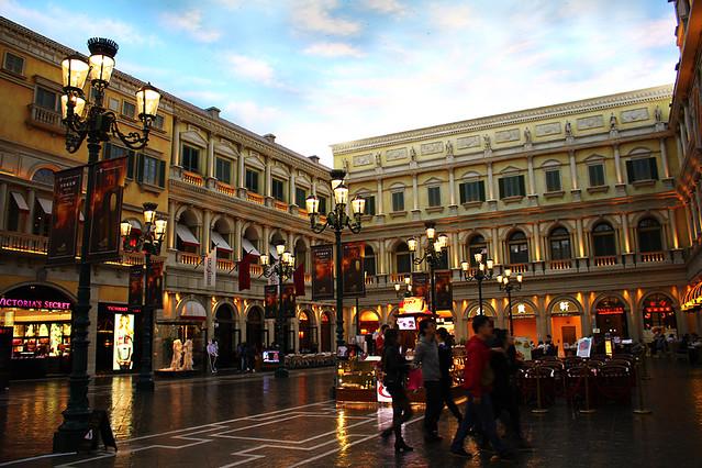 The Venetian - Macau
