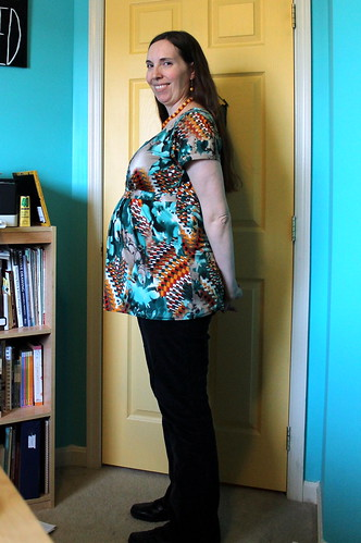 Simplicity 1469 side view