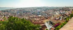 Desde el Castillo de san Jorge