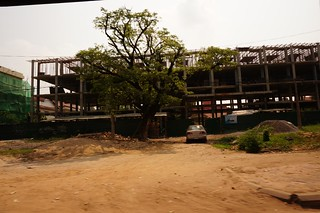 SE Asia construction sites are rudimentary