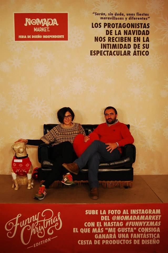 Nomada Market Funny Christmas Edition