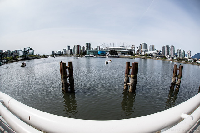 Science World and Seawall