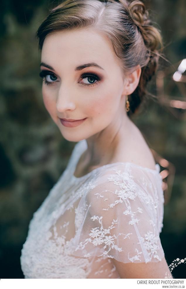 Marsala Inspired Wedding Styled Shoot