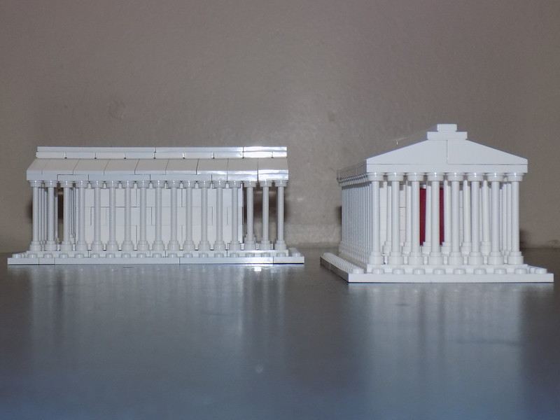Mini Parthenon for Winnipeg Art Gallery Gift shop 17110822225_c04fd50491_c