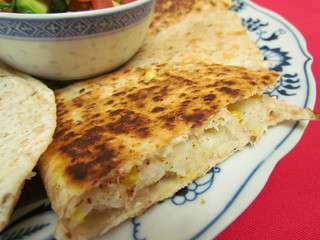 Grilled Yuca Tortillas