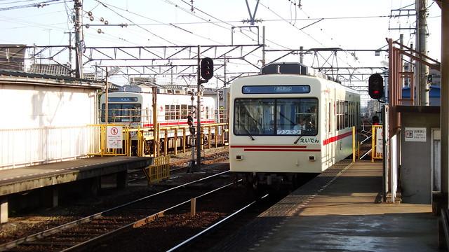 2015/05 叡山電車 修学院駅 #05