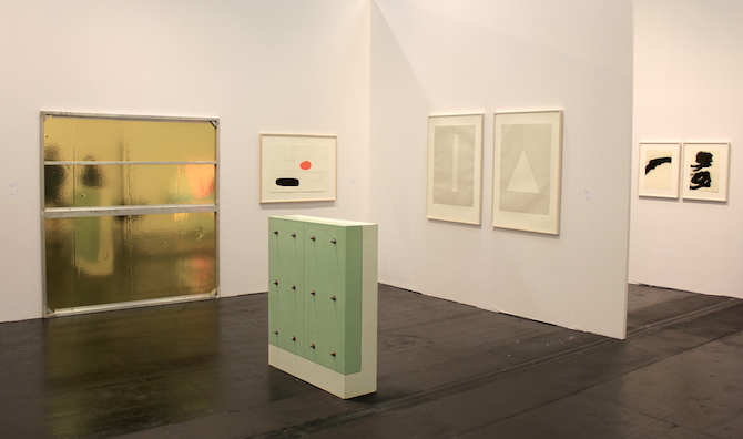 Booth Häusler Contemporary, Zurich, Munich