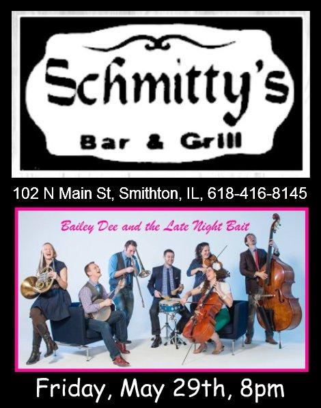 Schmitty's Bar & Grill 5-29-15