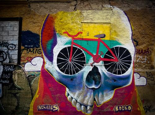 Athens street art / graffiti