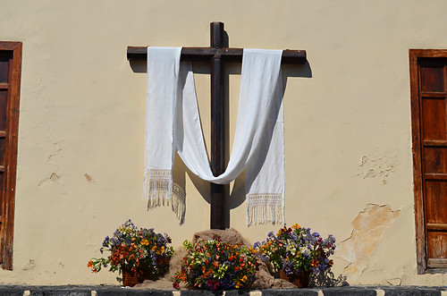3 May Cross, Puerto de la Cruz, Tenerife