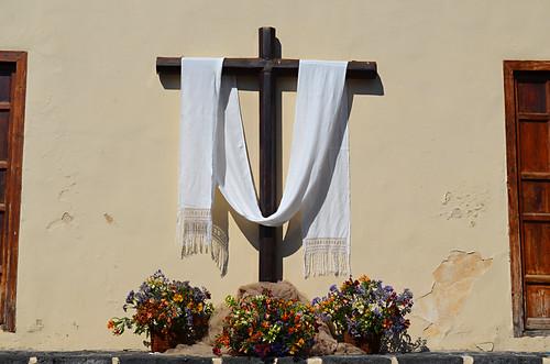 3 May Cross, Puerto de la Cruz, Tenerife