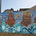 Viking Mural by allanimal