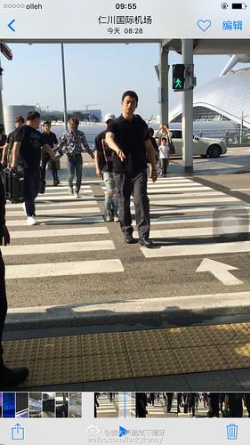 Big Bang - Incheon Airport - 05jun2016 - luckykenny - 05
