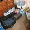 Packing coming along nicely
