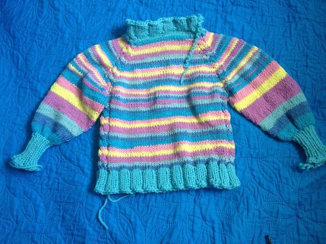 Emergency Sweater for DD 5