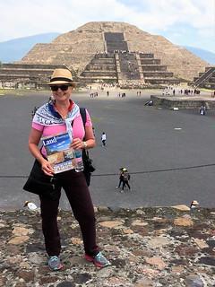 Teotihuacán Ampliación San Francisco 近く の画像.