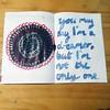 54/365 #365 #artjournal #sketchbook #beatles #text #doodle