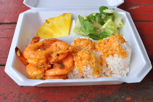 Fumi's Kahuku Shrimp - Kahuku | North Shore