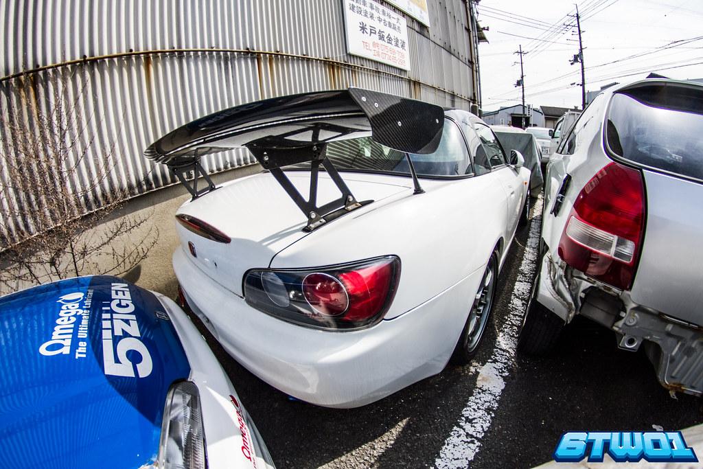 Rear S2000