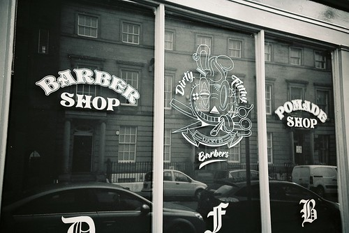 Dirty Filthy Barbers