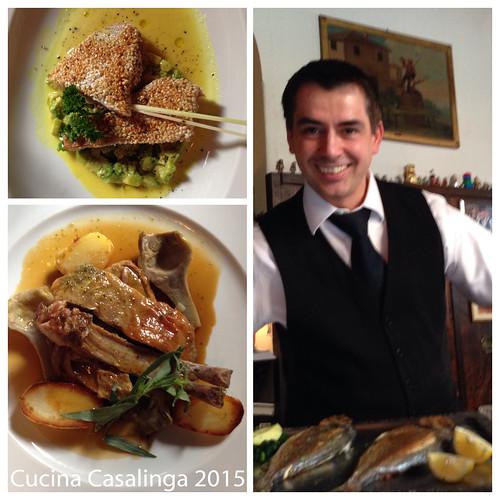 Osteria Italiana Hauptspeisen