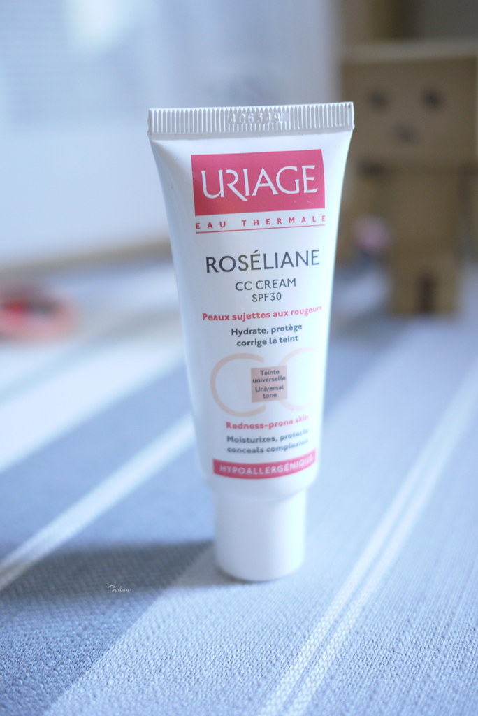 cc creme roseliane uriage test avis