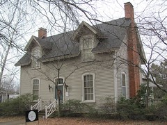Devin Dalby House, Oxford, NC