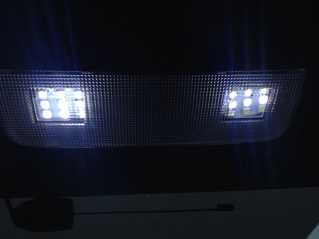LED Map Lights