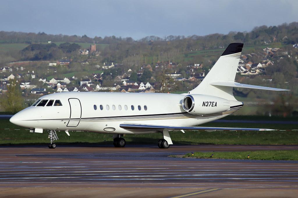 N37EA - F2TH - Aerolineas Mas
