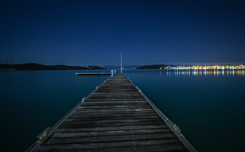 Vacant dock @ Porto Heli, Greece