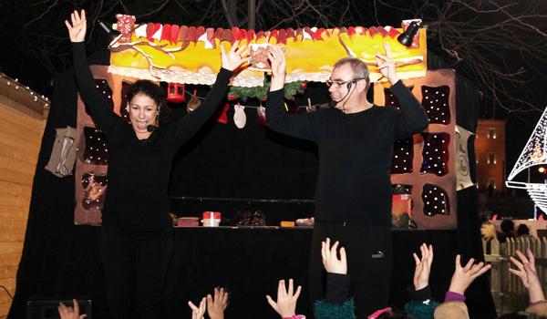 Ομάδα κουκλοθεάτρου ArtooPaspartoo - Μεταφερόμενες Παραστάσεις Κούκλας