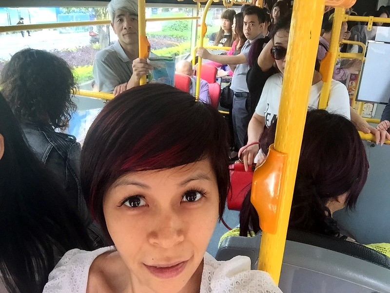 Macau bus