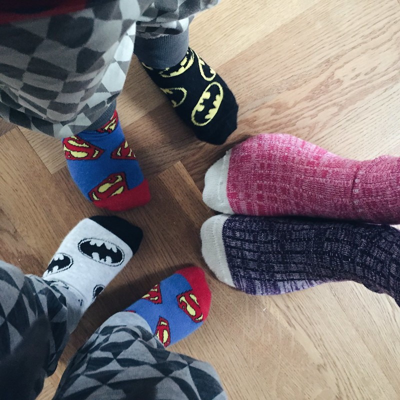 Rock your socks!