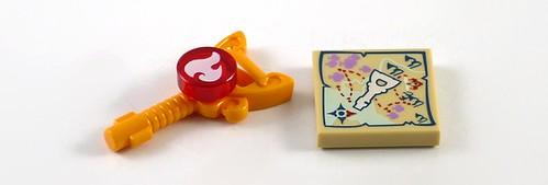 LEGO Elves 41074 Azari and the Magical Bakery 04