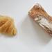 Brot und Croissant by ullihaessler