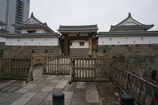 駿府城入口2