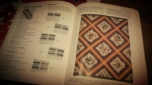 Beispielanleitung - 101 Fabulous Rotary-Cut Quilts