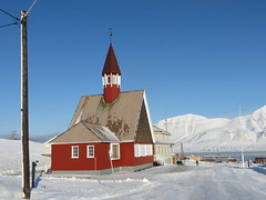 Svalbard Church (Svalbard kirke)