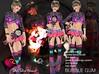ShuShu BUBBLE GUM outfit