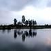 Cloudy Window by Farhad H.