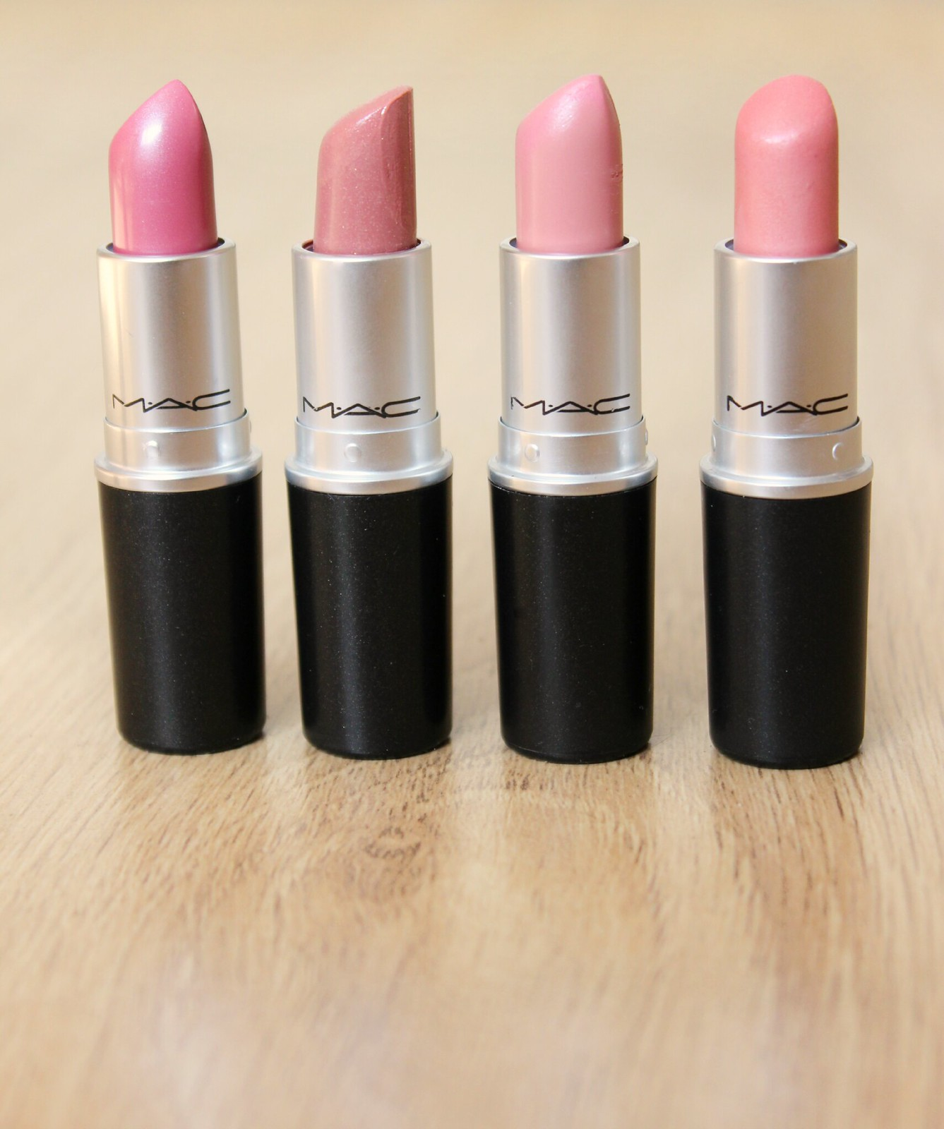 MAC Lipstick Collection
