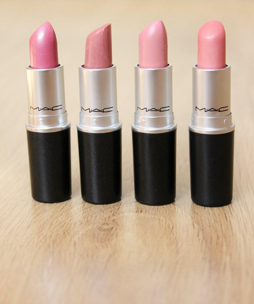 MAC Lipstick Collection