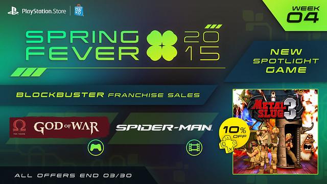 Spring Fever Week 4