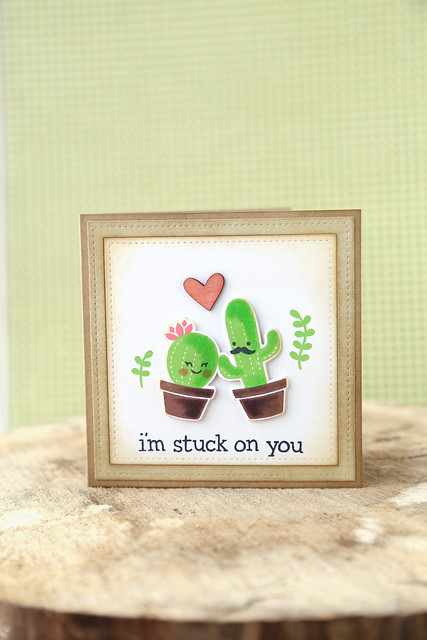 stuck on you {lawn fawn inspiration week}