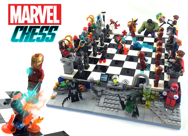 LEGO Marvel Chess