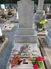 Francis Kaichi Zanami gravestone