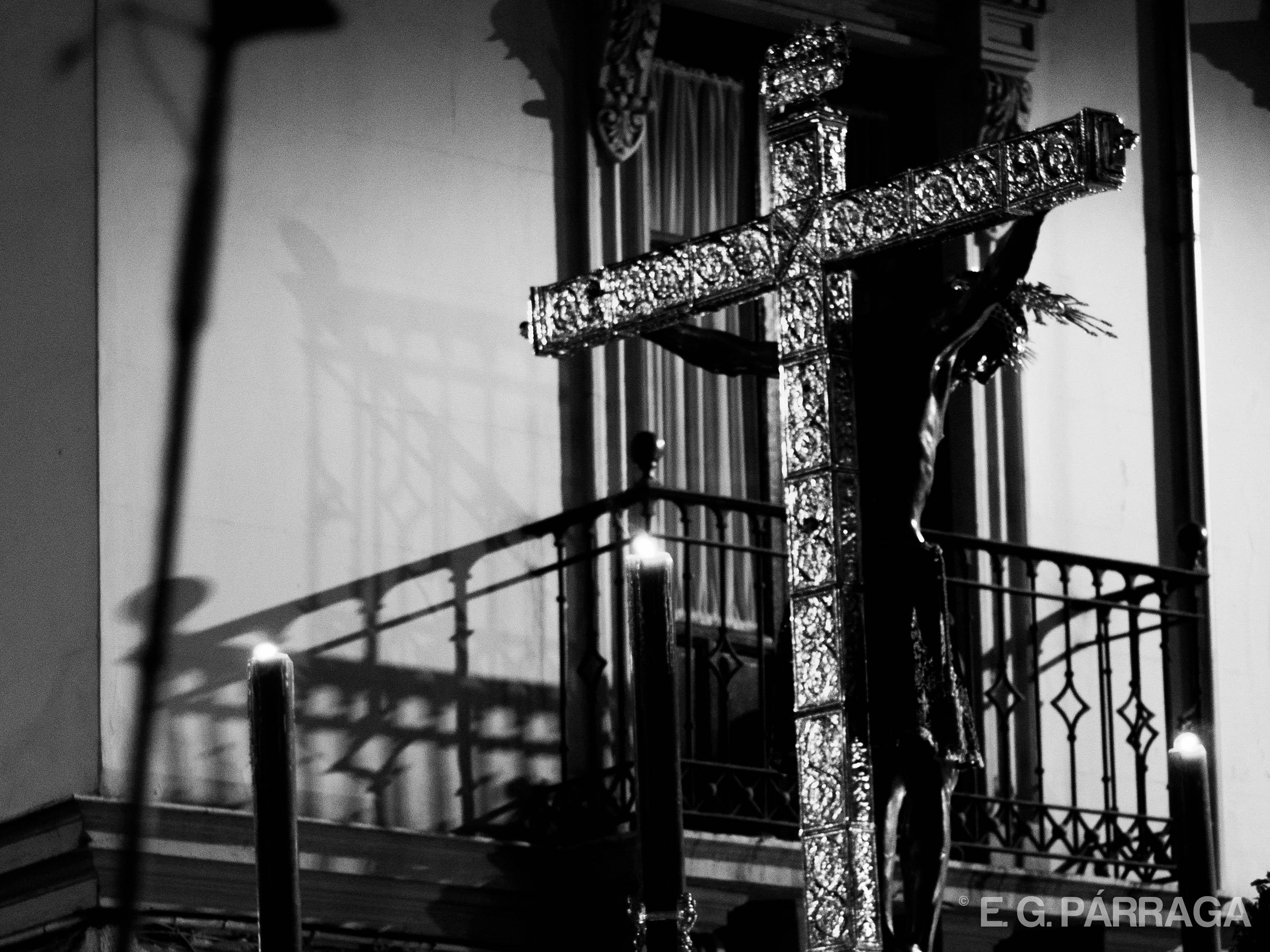 Sombras (Santísimo Cristo de San Agustín)